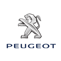 Peugeot brand button